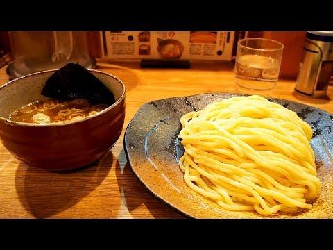 池袋の人気ガッツリラーメン!豚骨醬油味つけ麺が旨い【つけ麺屋やすべえ】シンプルであっさりスープが美味!東京・池袋