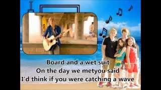 Heard It On The Radio - Ross Lynch - Lyric Video (Subtitulos en Ingles) - Austin & Ally
