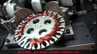 ceiling fan stator winding machine