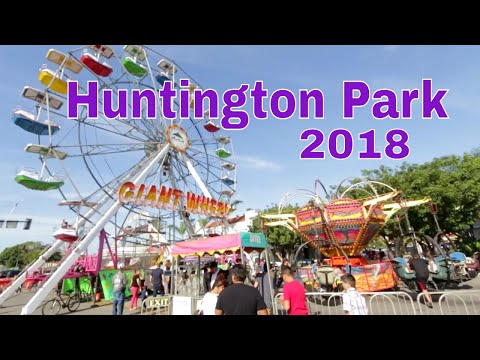Huntington Park Spring Fair 2018