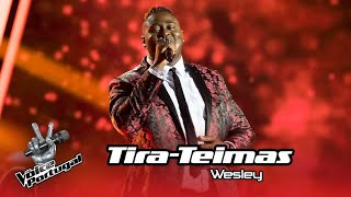 """Wesley - """"I Will Always Love You"""" 