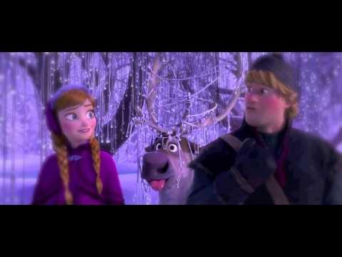 Demi Lovato- Let It Go (Frozen Soundtrack) Music Video