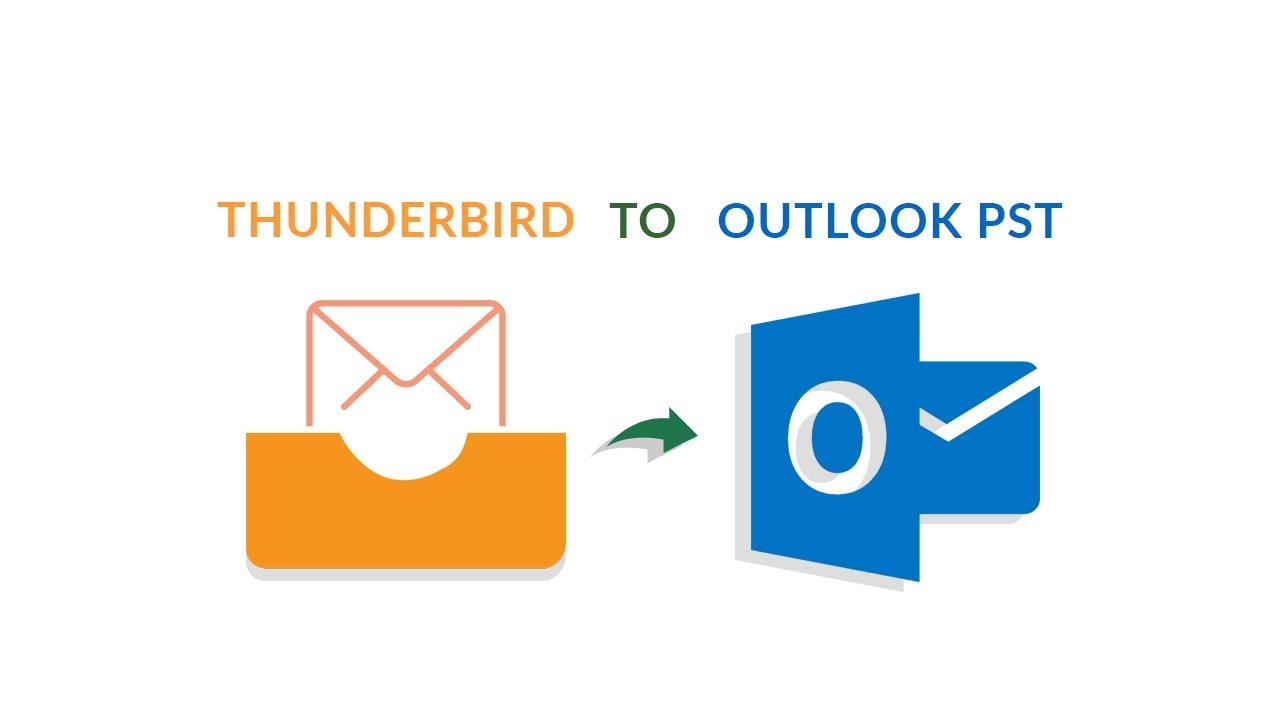Import Thunderbird to Outlook 2016 Windows Profile in Bulk - Free Guide