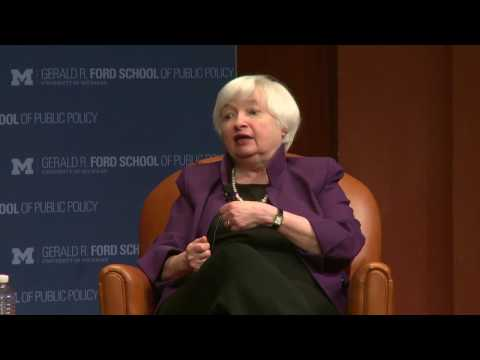 "Janet Yellen: ""Money doesn't cause inflation independent of the state of the economy."""