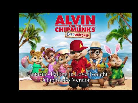 Fantasia - Falling in Love Tonight (Chipmunks Version)