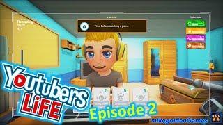 Attending Gameworld | Youtubers Life Episode 2