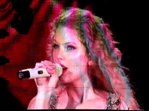 Taylor Swift GILLETTE STADIUM, Foxboro MA June 5, 2010
