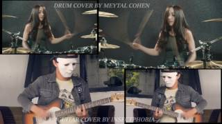 Video 30 Second To mars - The Kill [Guitar And Drum Cover By Meytall] download MP3, 3GP, MP4, WEBM, AVI, FLV November 2019