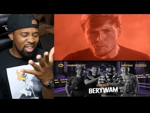 NaPoM  Roll Like This - REACTION (Berywam (FR)|Asia Beatbox Championship 2019 Judge Showcase)