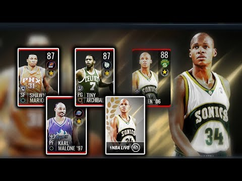 They Are Back! - Legends Program Preview - Nba Live Mobile 19