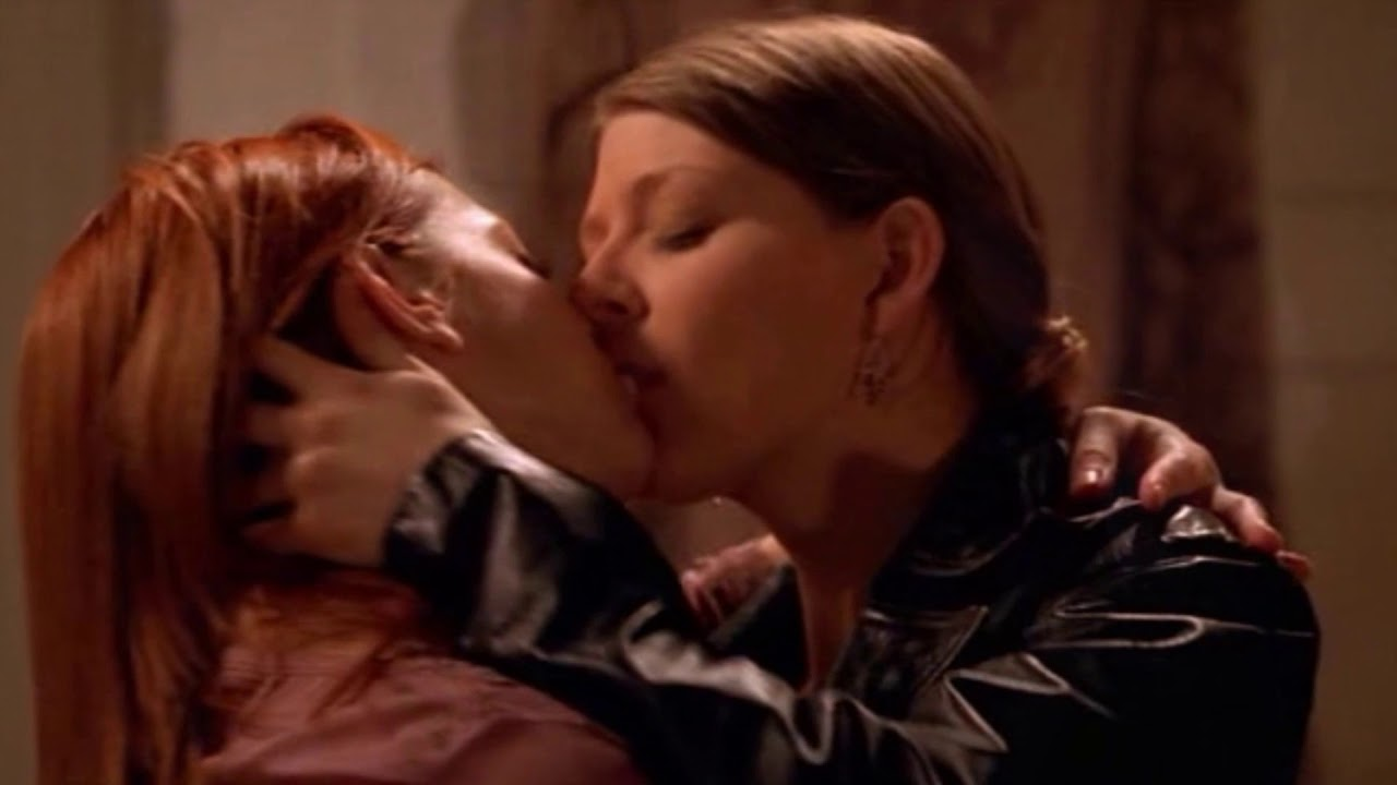 Buffy and willow erotica
