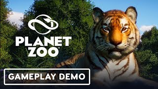 Planet Zoo: The Spiritual Successor to Zoo Tycoon - Gamescom 2019