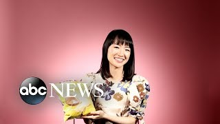 Marie Kondo folding things is so deeply satisfying on her hit Netflix show that we asked her to try to fold some odd items using her KonMari method. SUBSCRIBE ...