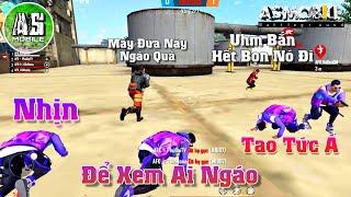 [Garena Free Fire] Cái Này Gọi Là Tấu Hài Chơi Game | AS Mobile