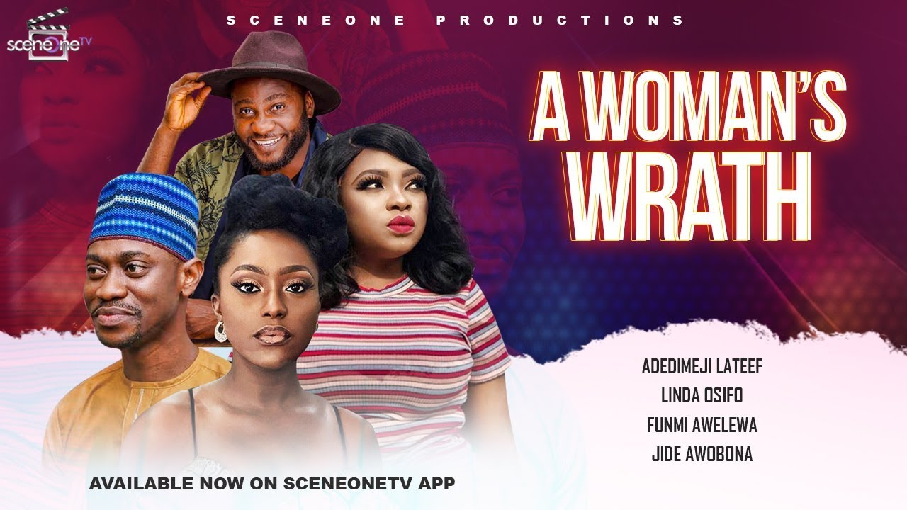Download A WOMANS WRATH (Behind The Scenes) - Full Video Available on SceneOneTV App