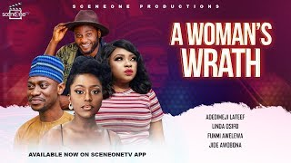 A WOMANS WRATH (Behind The Scenes) - Full Video Available on SceneOneTV App