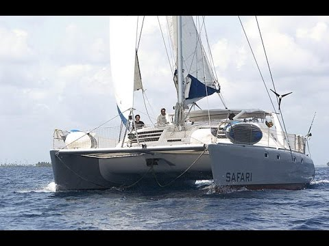 Leopard 45 Catamaran for Sale by owner