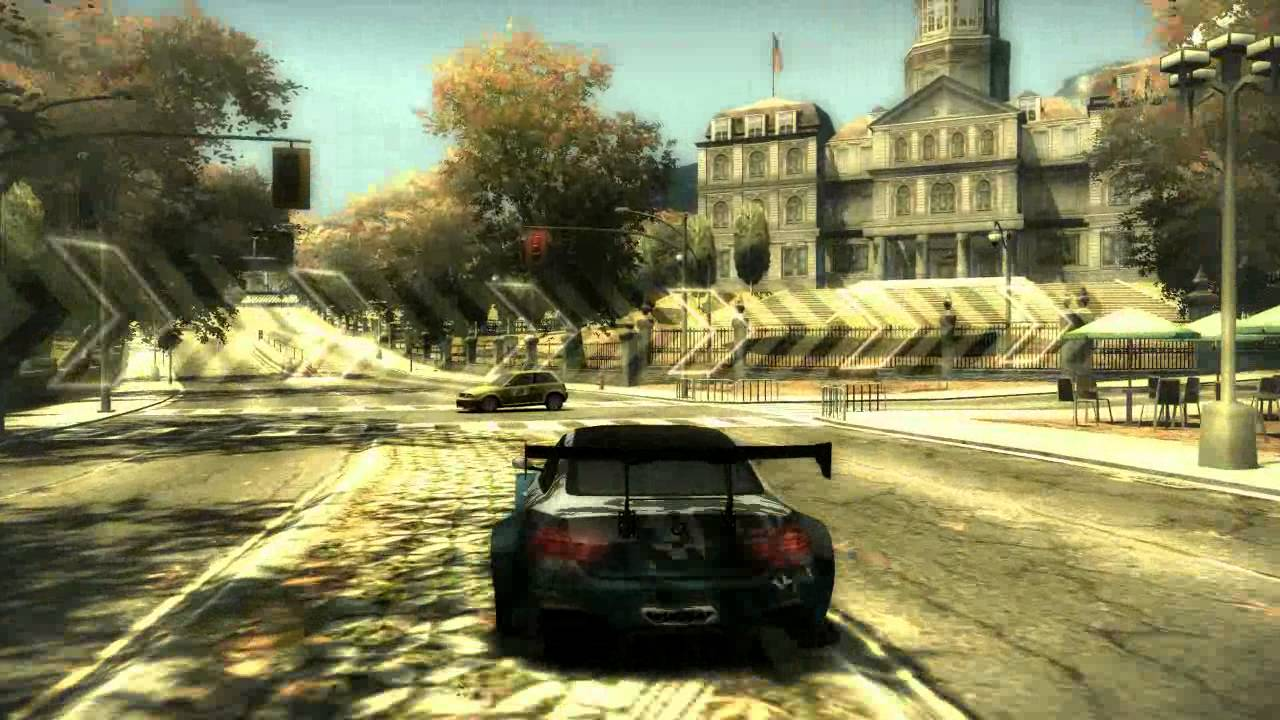 Need For Speed Most Wanted Bmw M4 No Limits Vs Bmw M3 Gtr Razor