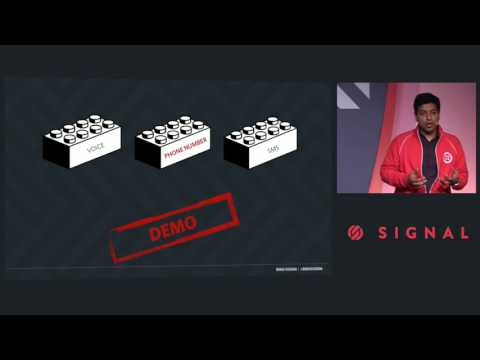 SIGNAL London 2016 - What Can You Do with Twilio?