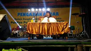 Gus Muwafiq ; 01/2018 ; Ceramah Lengkap, Khas ; Hikmah Batu Pertama Ka'bah & Sejarah