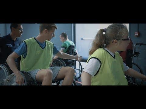 Irish Wheelchair Association - Sport