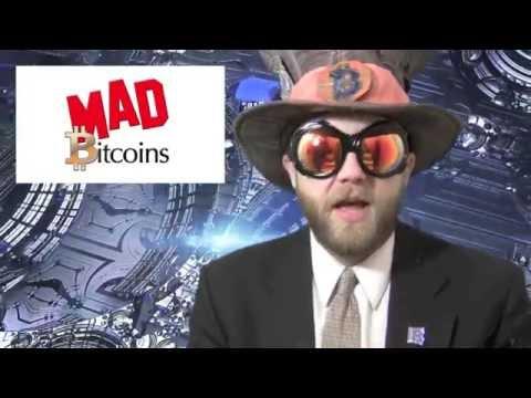 DogeCon SF -- Ron Paul -- Gas Stations Should Accept Bitcoin -- Shrem -- Blockchain Awards