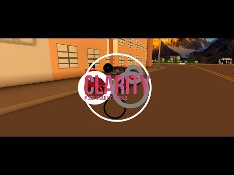 Clarity by Zedd (Sam Tsui & Kurt Schneider cover)   ROBLOX Music Video
