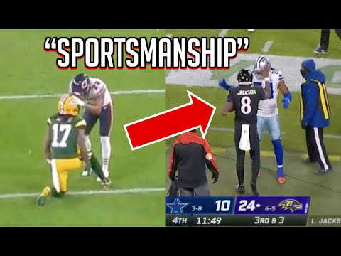 NFL Good Sportsmanship || ᕼᗪ 4