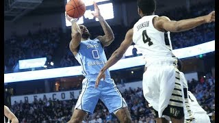 UNC's backup point guard made the most of his minutes against Wake ...