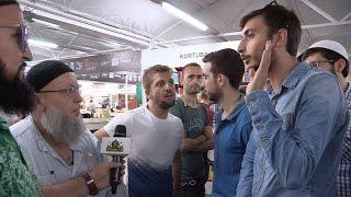 Ahsen Tv'de Tarikat Münazarası