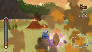 MySims Racing GamePlay Nintendo Wii [3]