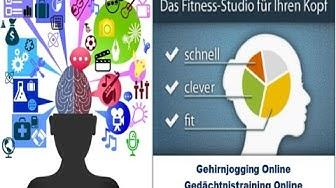 Review über Gehirnjogging Online, Gehirntraining Online