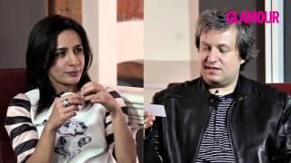 Анна Меликян и Антон Долин говорят 'Про Любовь'