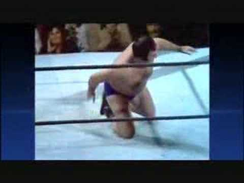 World Of Sport - Mick Mcmanus Vs. Catweazle (1975)