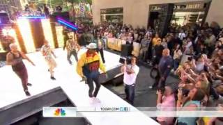Chris Brown - Forever Today Show 2012