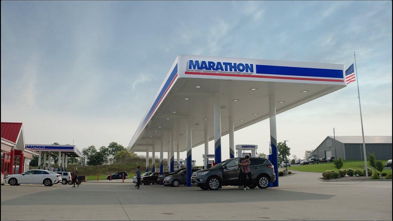 Marathon Life Milestones Television Commercial