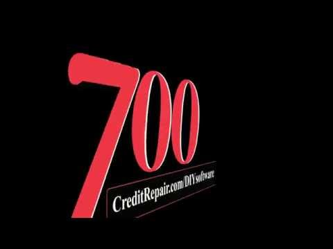 DIY Software - 700 Credit Repairs downloadable software