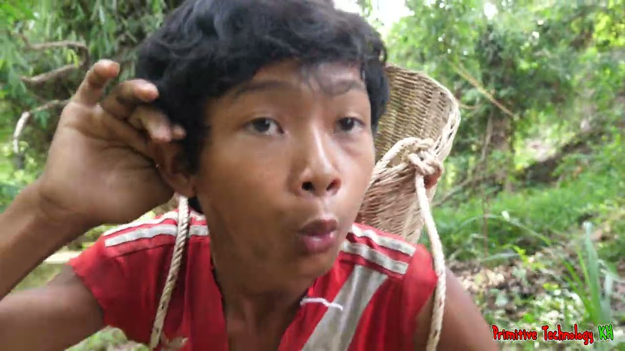 Primitive Technology - Eating Delicious - Meet Duck&Egg Cooking With Coconut Water #225
