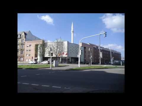 Mannheim DİTİB Camii Ezan