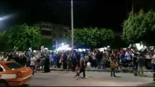 أحتفالات شعبية  كبير فى الاسماعيلية قبل 48ساعة من أفتتاح قناة السويس الجديدة