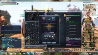 Blade and Soul upgrade weapon 100% SUCCESS (CN)