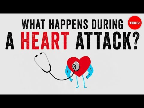 Thumbnail: What happens during a heart attack? - Krishna Sudhir