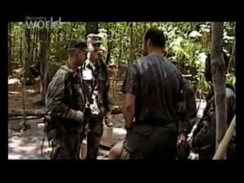 Elitní jednotky - 1. - Green Beret
