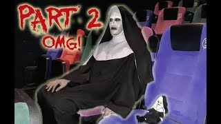 PART 2: VALAK terrorizes another cinema! (Ayala, Fairview Terraces Mall Cinema)