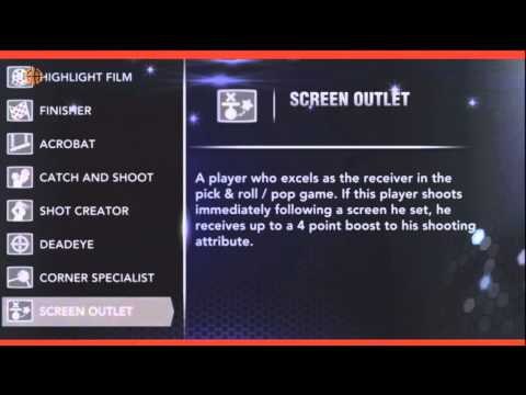 NBA 2k14 Center: New Signature Skills Announced And Analyzed