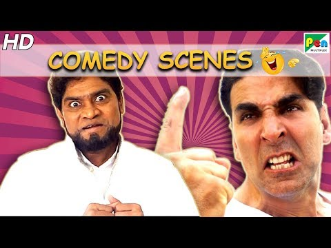 Entertainment (HD) Best Comedy Scenes | Akshay Kumar, Tamannah Bhatia, Johnny Lever