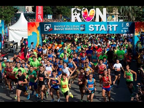 UNIFIL runs for peace with Lebanese at Beirut's Marathon
