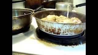 Chicken Peanut Butter Stew 1/7 Chef John The Ghetto Gourmet