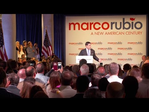 Yesterday is over! | Marco Rubio for President