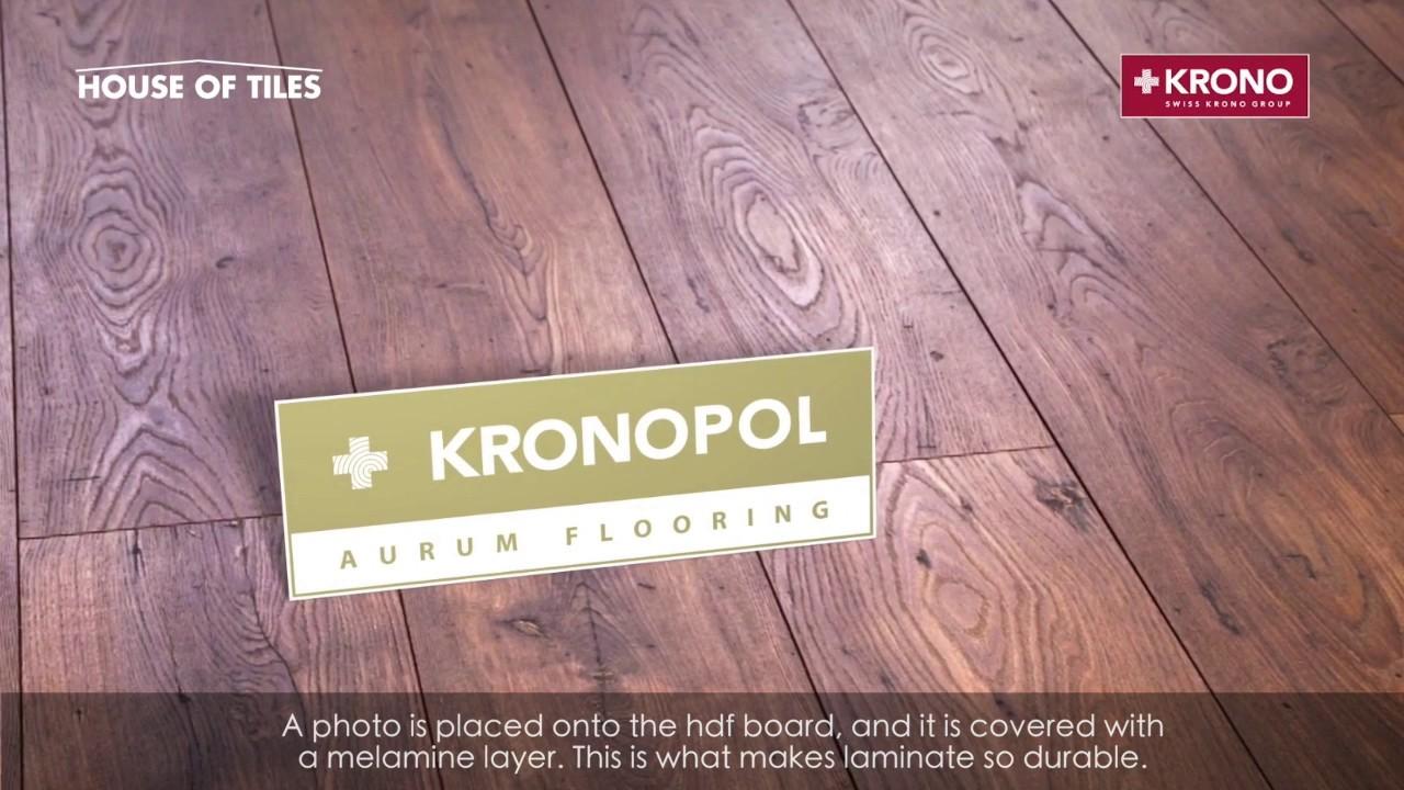 New Kronopol Wood Floors In Dublin